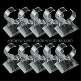 De directe Vertoning van het Horloge van Hotsale Duidelijke AcrylLCD van de Prijs van de Fabriek