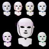 LEIDEN Licht LEIDEN van de Kleuren van het Gezicht van de Therapie Masker 7 GezichtsMasker