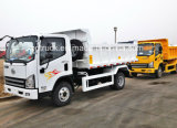 Tigre ligero del carro de vaciado V, 4 toneladas de carro de volquete, 4 toneladas de descargador, carro de vaciado de 4tons FAW