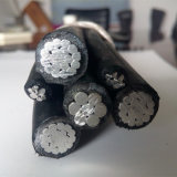 3 Kern XLPE isolierte Aluminium verdrehte Kabel - ABC