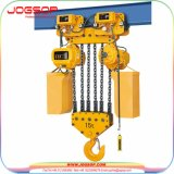 Het het elektrische Hijstoestel/Blok van de Ketting