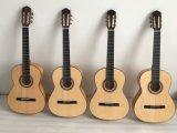 Aiersi полностью гитара Sc095f испанского Flamenco твердой древесины классическая
