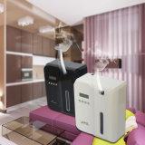 El último dispensador plástico de la máquina del aroma del aire de los PP para los pequeños lugares