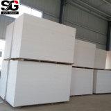 Panneau décoratif de PVC de construction de matériau de feuille respectueuse de l'environnement de PVC