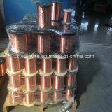 미터 당 3mm 착색된 구리 입히는 알루미늄 철사 가격
