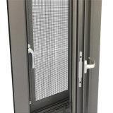 Finestra di vetro del doppio delle serrature blocco per grafici del metallo per obbligazione