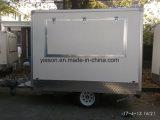Nourriture mobile faite sur commande Van de Yieson à vendre