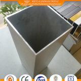 Profil 6063 T6 en aluminium avec la variété de couleur