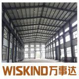 China Wiskind Multiple-Span Taller de estructura de bastidor de acero