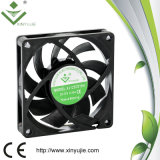 7015 Draht Gleichstrom-Ventilator Pinout des Gleichstrom-Kühlvorrichtung-Ventilator-7cm PWM des Steuer4
