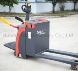Полностью металлический Электрический погрузчик для транспортировки поддонов с весь корпус насоса