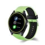 Vigilancia inteligente Bluetooth V9 Micro SIM 2G Smartwatch Smart Phone