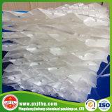Embalaje acanalado de la estructura de la gasa plástica del embalaje