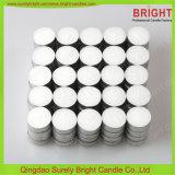 최신 판매를 위한 생산 파라핀 Tealight 백색 자동적인 초
