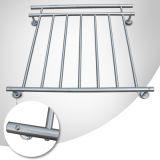 Qualität baute im FreienEdelstahl-Schutz-Balkon-Geländer zusammen