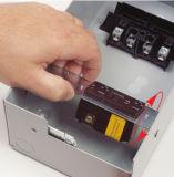 El 100% asegura su acondicionador de aire fundido 60A del interruptor de la retirada del rectángulo de la desconexión 120V/240V del hogar Pds-60an