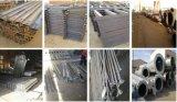 Sgs-anerkannter Zink-Beschichtung-Stahlkonstruktion-Rahmen im niedrigen Preis