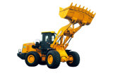 XCMG販売Lw1000knのための10トンの側面のダンプのローダー