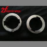 CNC que faz à máquina, peças do CNC, peças de metal, peças 5-Axis,