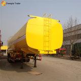 반 중국 3 차축 42m3 연료유 탱크 유조선 트레일러