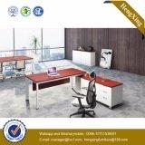 メラミンオフィス表の木のテーブルの上の事務机(HX-NJ5099)