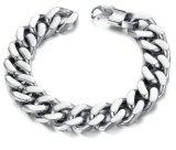 Fabrik-Preis-Edelstahlmens-Armband-Link-Kettenarmband-Mann-Schmucksachen