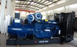 industrielles Perkins angeschaltenes Dieselset des generator-1500kw mit Kraftstofftank