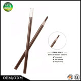 Lápiz de ceja duradero de 4 cosméticos de los colores de la alta calidad de la muestra libre