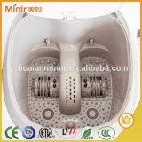 Massager ноги дистанционного управления с массажем автомобиля Massager СПЫ ног топления