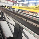 Новая линия маркировки CNC пробивая режа для автомата для резки стали башни углов