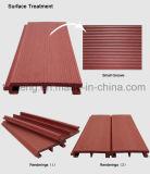 La nature de la surface de plancher intérieur antidérapante WPC pour salle de bains/cuisine