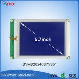 Sym320X240 B7V351 파란 형 5.7 인치 320*240 LCD 디스플레이 Ra8835