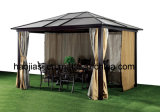 탁상 HS7122dt를 가진 옥외/정원/안뜰 등나무 또는 주조 알루미늄 테이블