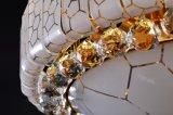 ガラス装飾が付いている現代水晶天井灯