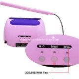 18K de 365nm+405nm 48W a lâmpada UV LED Secador de unhas com lâmpada de mesa