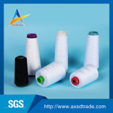 502 Dyed polyester Sewing Thread (dyed yarn, plastic tube, factory from China)