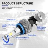 S2 H8 H9 H11 PFEILER für LED-Auto-Scheinwerfer