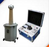 Hdj-20 지적인 기름에 의하여 가라앉히는 시험 변압기 AC DC Hipot 검사자