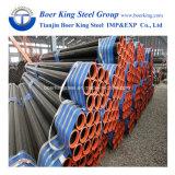 Tubos de acero inconsútiles de carbón del tubo de acero del acero de carbón del tubo de Tianjin del surtidor de China St37