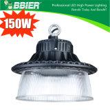 UFO comercial de la lámpara de Philips de la alta de la bahía del LED 150W de la luz fábrica industrial del almacén