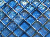 T08 en verre de couleur bleu piscine mosaïque Mosaic-Interior bon marché