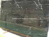 Lacteaの黒い花こう岩の平板による自然な花こう岩