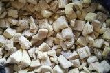 동결된 굴버섯 또는 동결된 야채