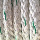 Un poliestere Multiplaited dei 12 fili ha intrecciato la corda per la nave 10ton