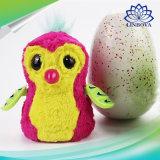 Hatchanimalsの対話型の電子工夫ペット卵のおもちゃ