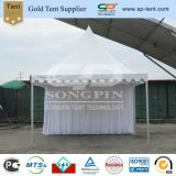 3X4m Gazebo-Pagode-Zelt mit Seitenwänden und Futter-Dekorationen