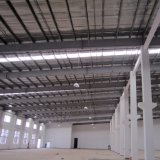 Casa de la estructura de acero del panel de emparedado