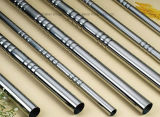 201/304 Decoratieve Spiraalvormige Buizen van het Roestvrij staal