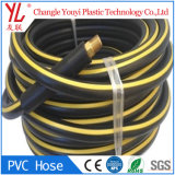 Los nuevos conocimientos de PVC flexible Color claro la manguera de gas