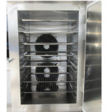 Congelador del choque de los pescados del condensador del aire para la congelación rápida